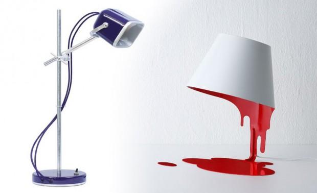 Diseños de lámparas que impactan.