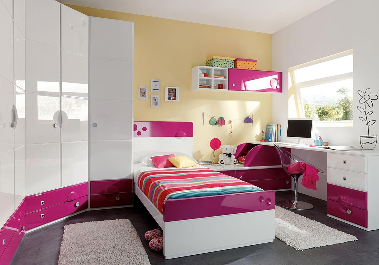 Como decorar dormitorios segun la firma juraco for Ideas habitaciones juveniles