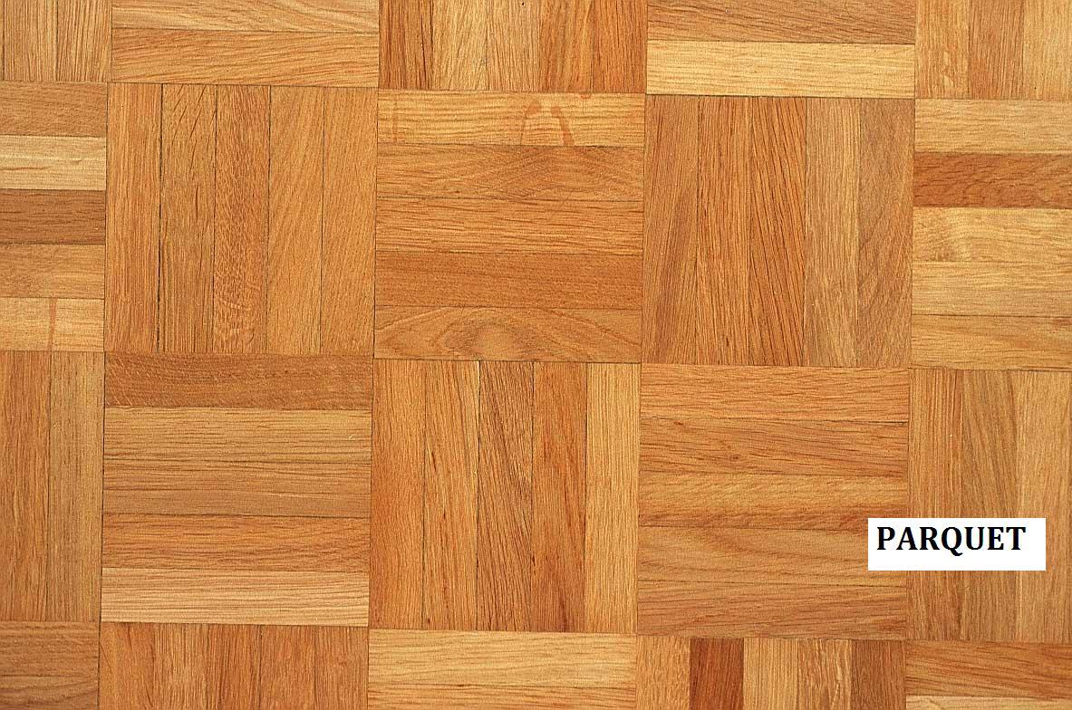 Tipos de parquets de madera para interiores - Parquet de madera natural ...