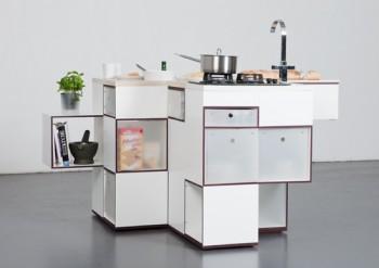 Lo mejor de las cocinas compactas.