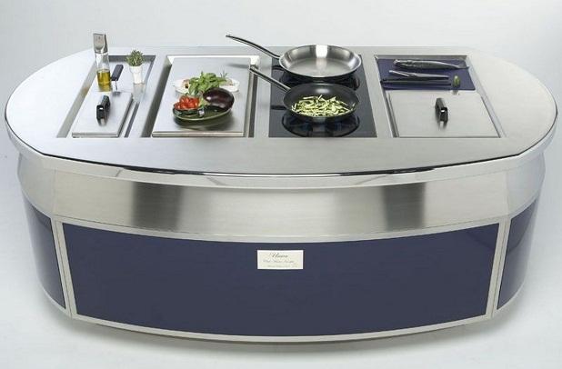 Modelos mucho mas actualizados en cocinas compactas.