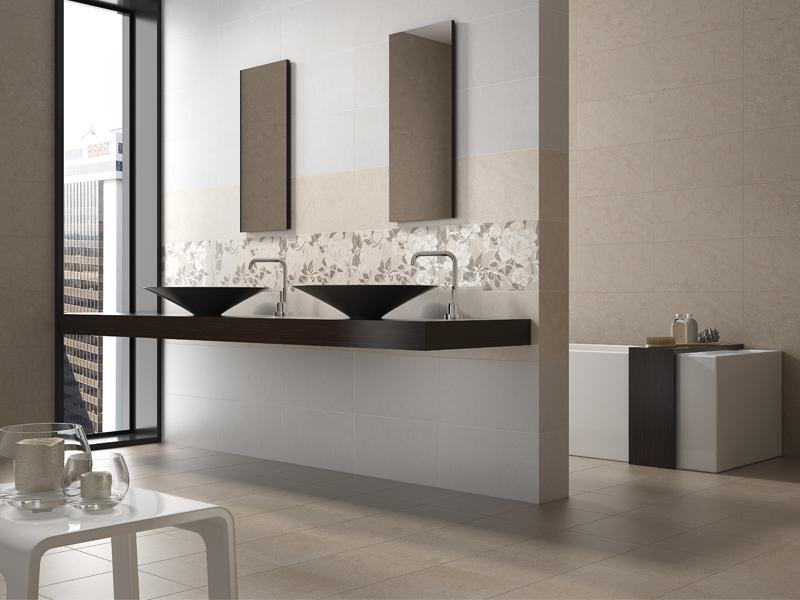 Tendencias nueva cer mica para el cuarto de ba o for Decoracion de banos modernos minimalistas