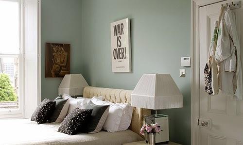 Tendencias decorativas en paredes de salas dormitorios cocinas y ba os - Tendencias en pintura de paredes ...