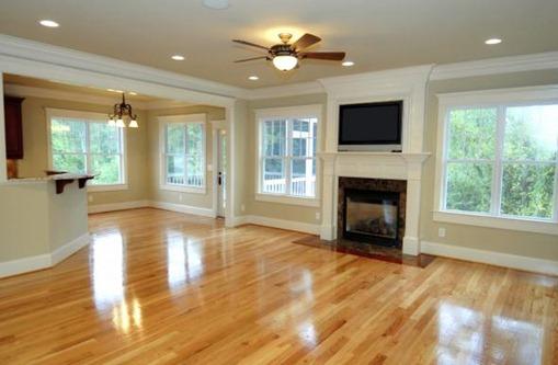 Tipos de parquets de madera para interiores
