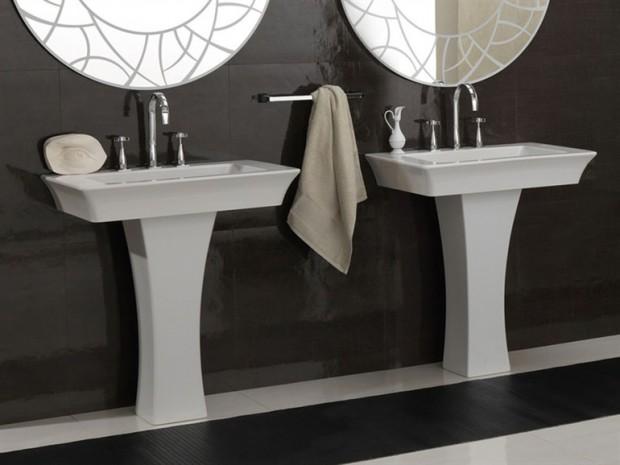 lavabos pedestal