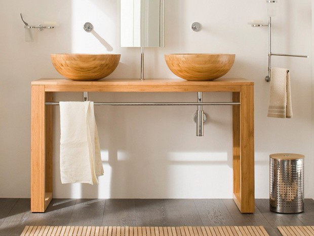 materiales para lavabos