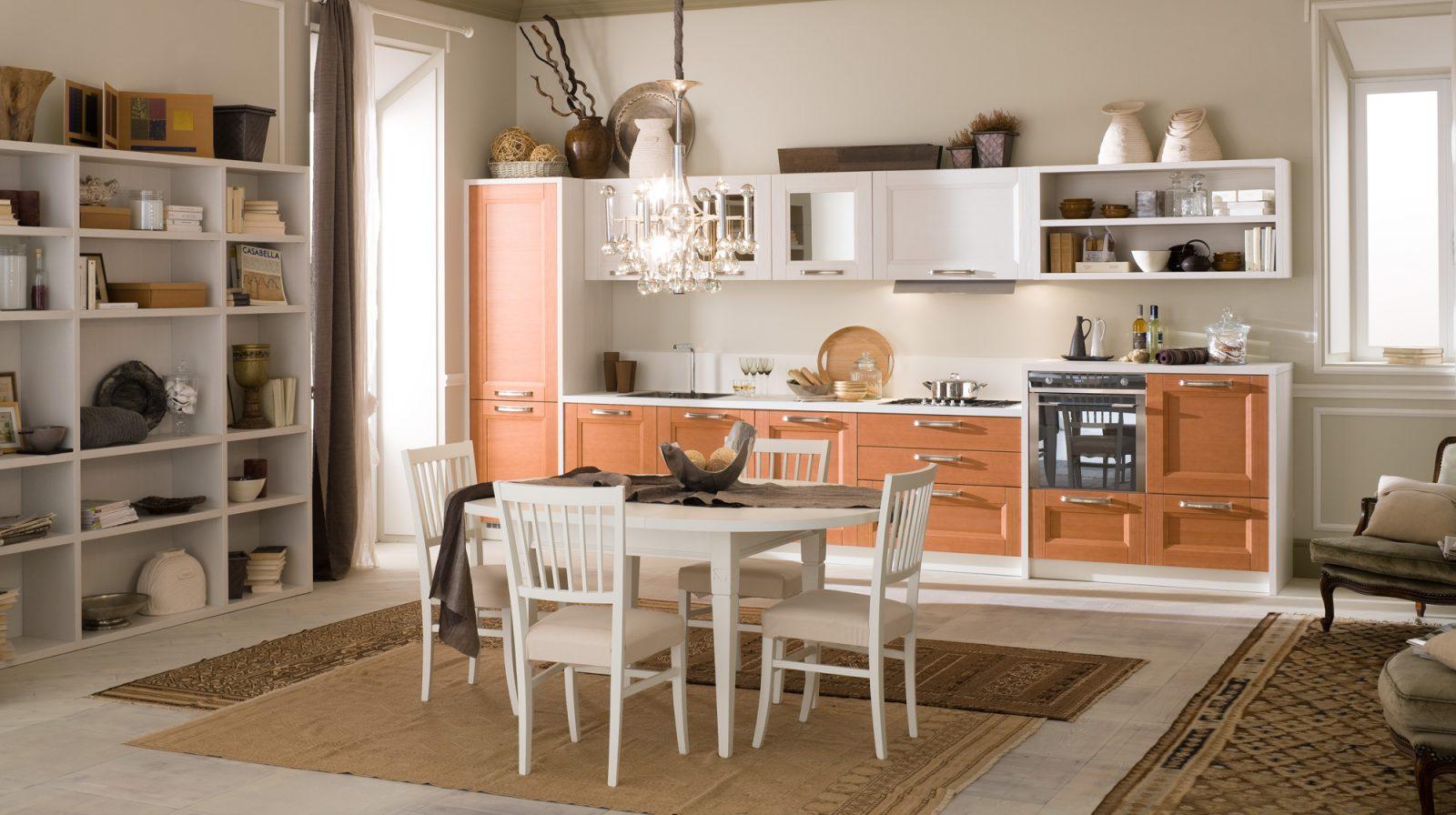 Decoracion de una cocina con estilo vintage - Muebles de cocina retro ...