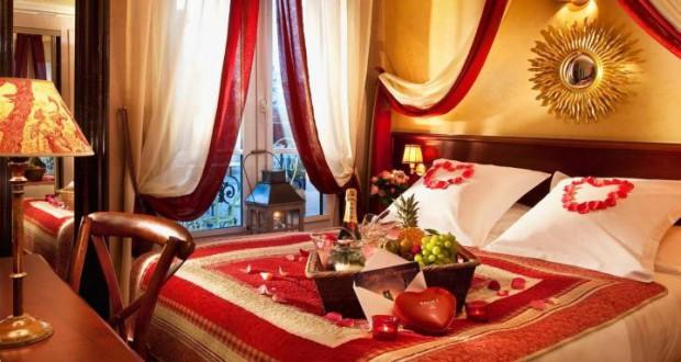Ideas para crear una habitación romántica.