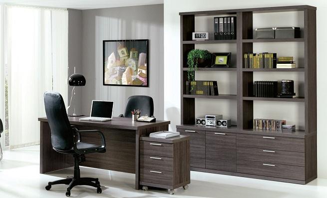 Ideas para decorar una oficina de pocos metros