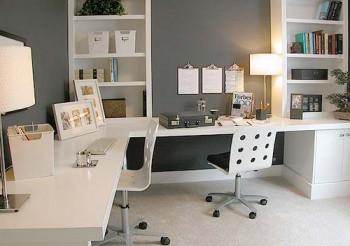 Ideas para decorar una oficina pequeña en casa
