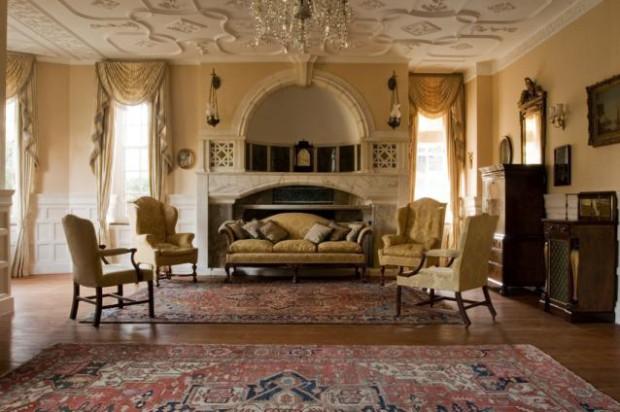 Ideas de decoración clásica de casas.