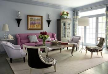 Ideas de decoración clásica de salones originales