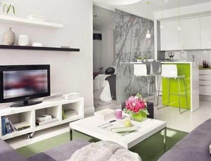 Ideas de decoración moderna de apartamentos, imagenes