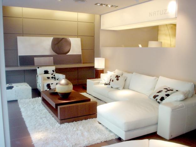 Ideas de decoración moderna de apartamentos.