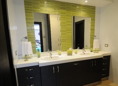 ideas de decoración moderna de baño Ideas Y Consejos De Decoracin Moderna De Casas Pequeas