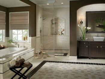 Ideas de decoración moderna de baños para buscar online