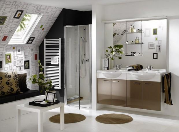 Ideas de decoración moderna de baños para implementar
