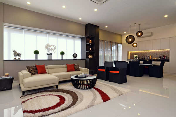 Ideas y consejos de decoración moderna de casas