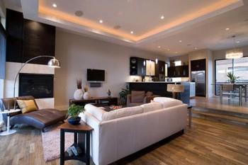 Ideas de decoración moderna de interiores gratis