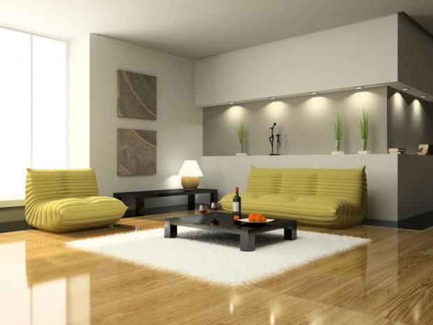 Ideas de decoración moderna de paredes.