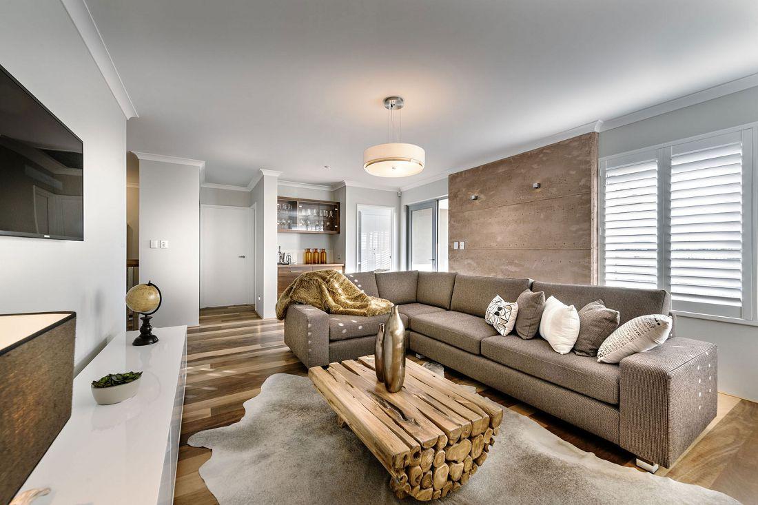 30 fotos de decoracion de interiores modernas for Decoracion estilo moderno interiores