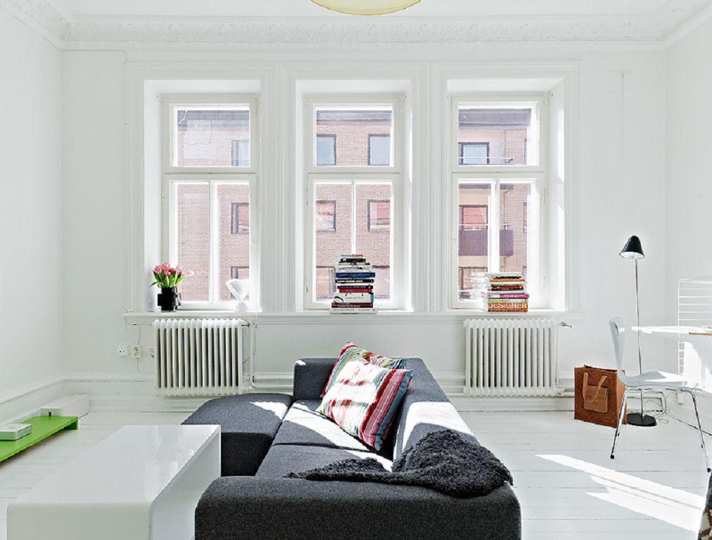 30 fotos de decoracion de interiores modernas for Decoracion en departamentos modernos