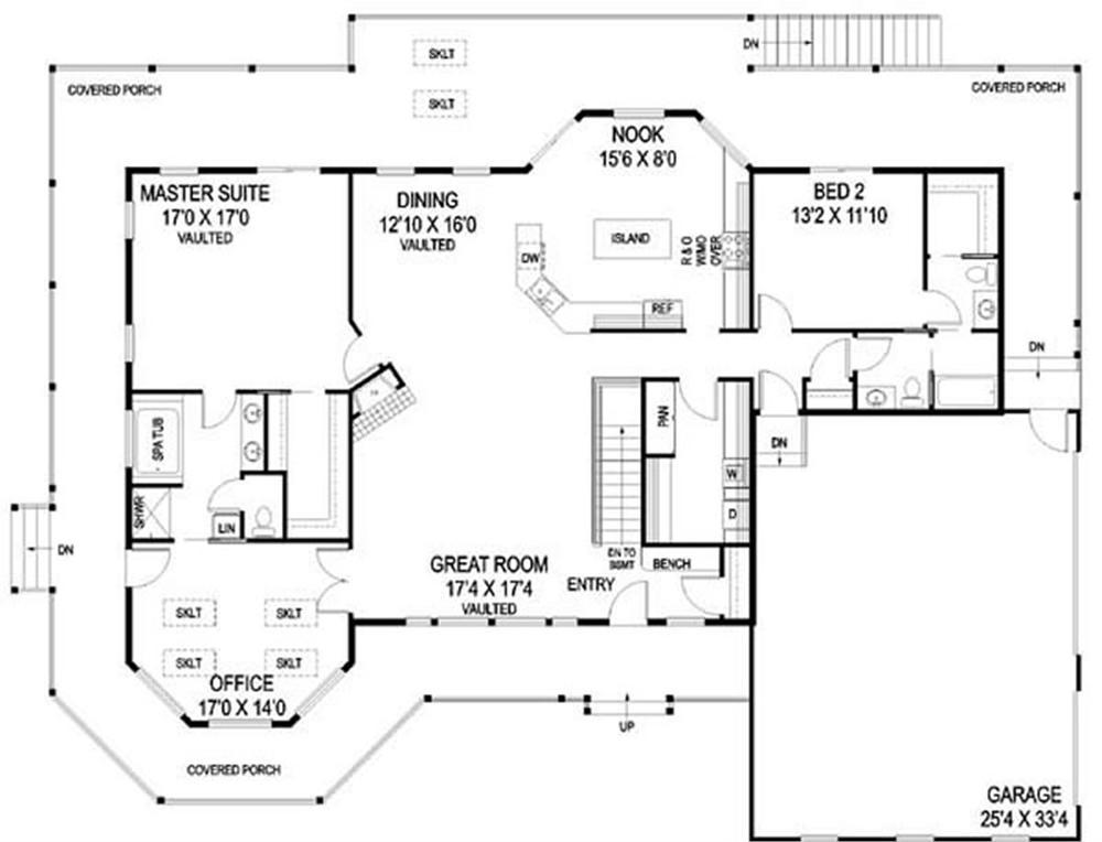 Planos de casas de campo gratis Planos de casas de 200m2