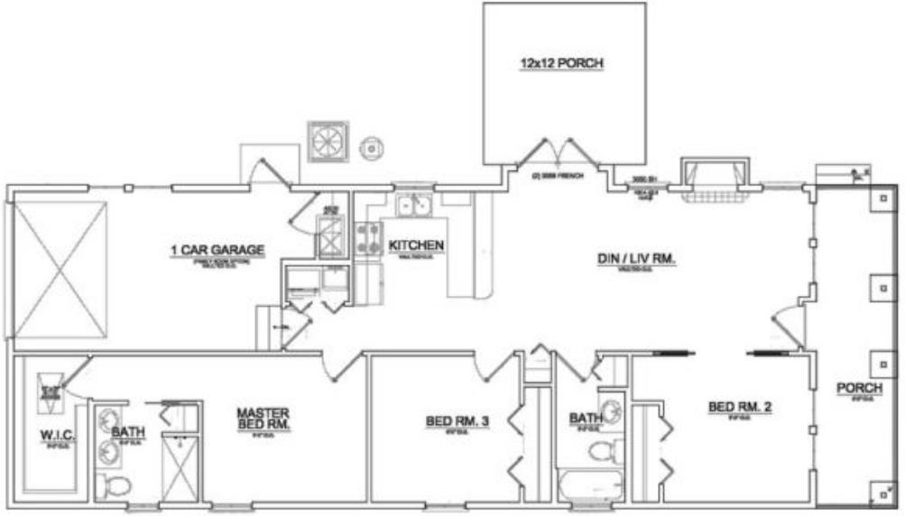 Planos de casas gratis con medidas for Dibujar planos gratis