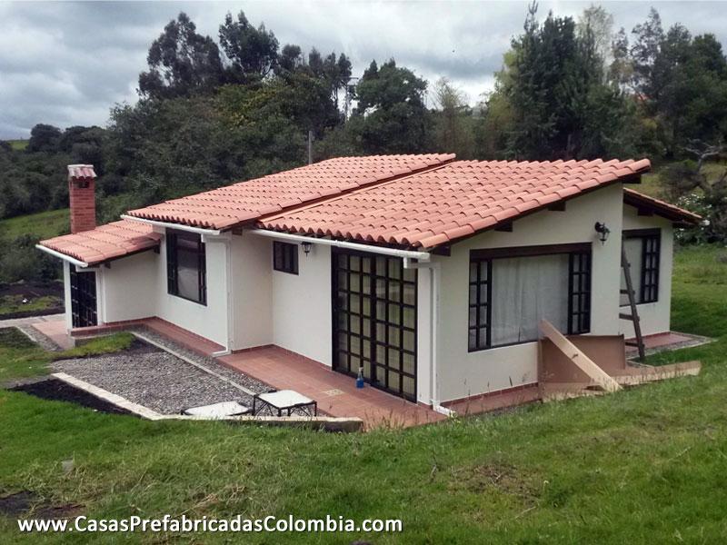 Fotos y precios de casas prefabricadas - Casas prefabricadas para el campo ...