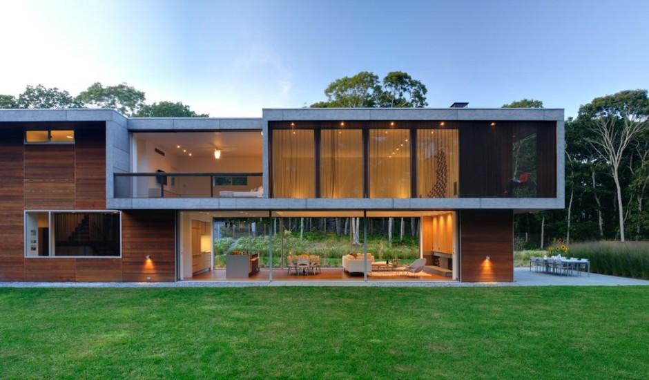 Fotos y precios de casas prefabricadas for Construcciones minimalistas