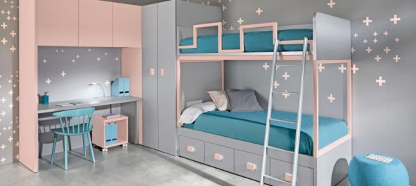 habitaciones con literas
