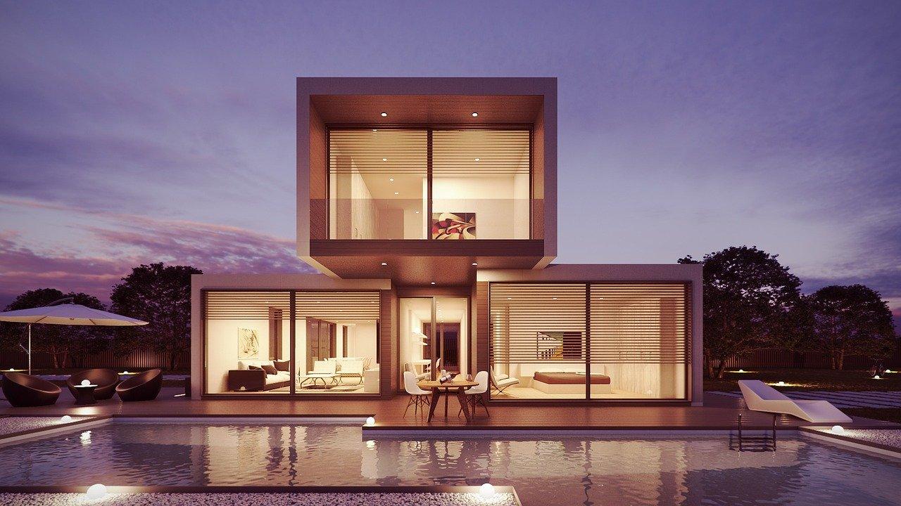 ¿Cómo crear mayor iluminación en habitaciones?