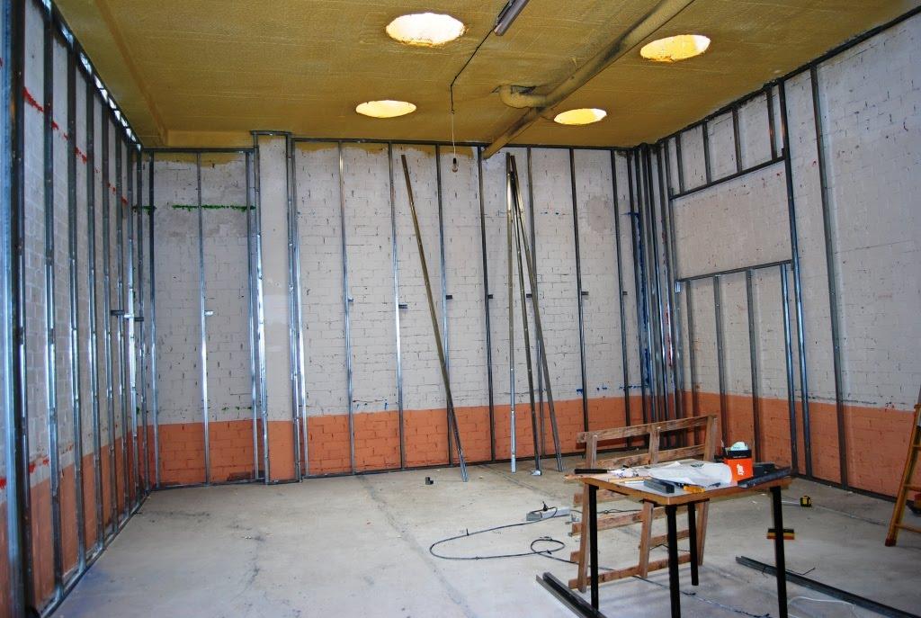 Instalar pladur para paredes y techos - Como colocar pladur en techo ...