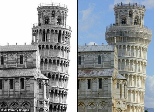 Obras arquitectónicas de gran reconocimiento.