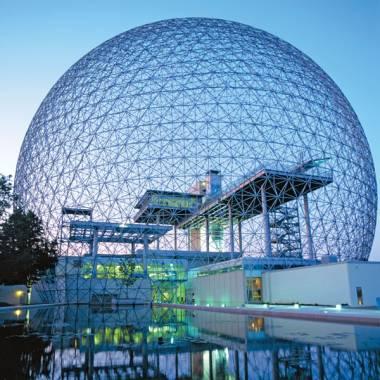 Biósfera de Montreal.