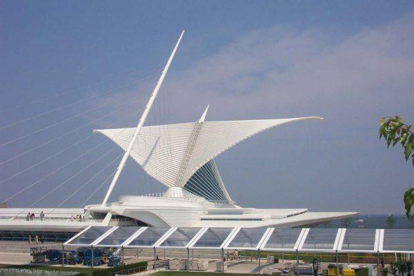 Museo de Arte en Milwaukee.