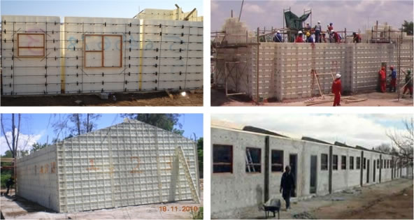 Sistema constructivo Moladi – Sudáfrica