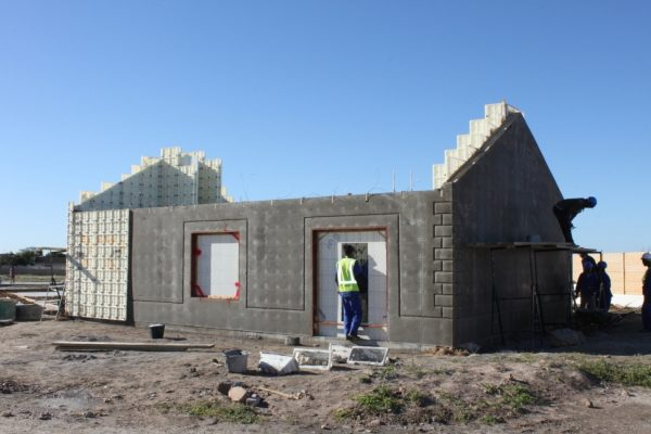 Sudáfrica y su nuevo sistema constructivo.