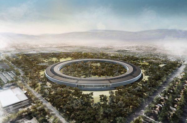 Sustentabilidad de la sede Apple 2