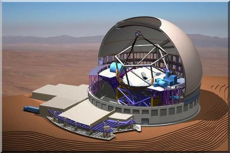 TMT, Telescopio gigante