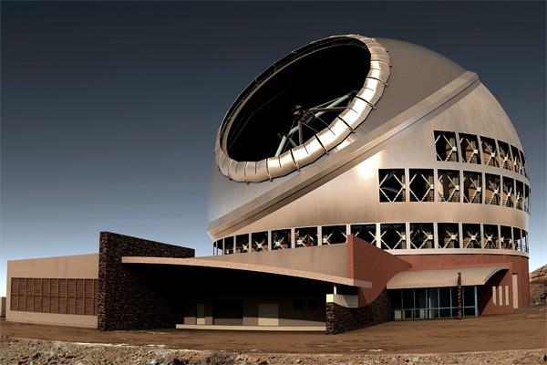 TMT, Telescopio gigante de Hawai.
