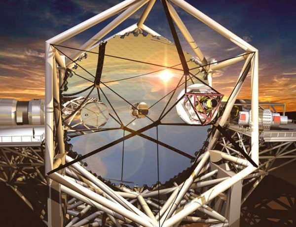 TMT, Telescopio gigante en Hawai