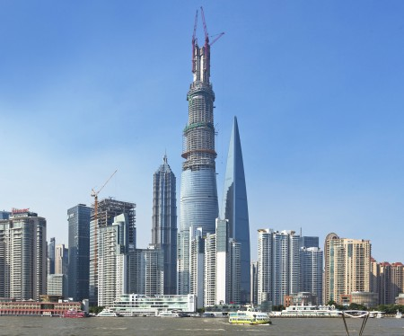 fotos de Torre de Shanghái.