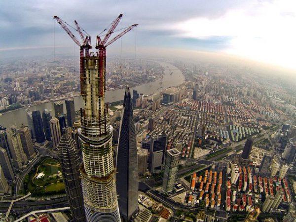 imagenes de Torre de Shanghá