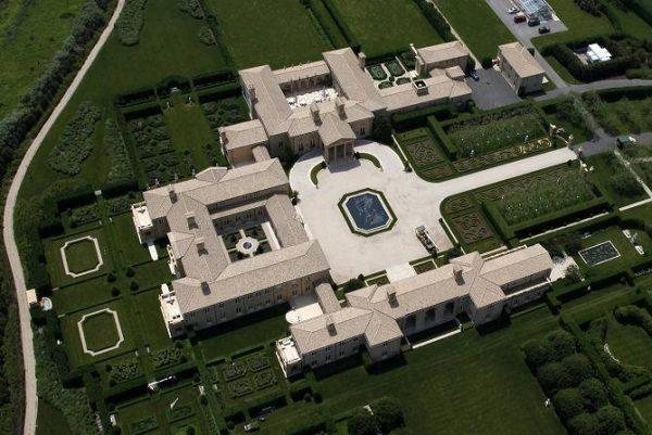 "#4 Fairfield Pond ""The Hamptons"", New York, EE.UU – $220 Millones"