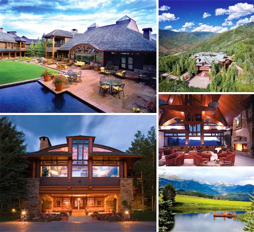 Esta casa es de 56,000 pies cuadrados (5,200 m2) y actualmente es la tercera casa más cara en el mercado en los Estados Unidos.