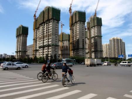 Diseño de la Megaciudad que se construirá en China, fotos