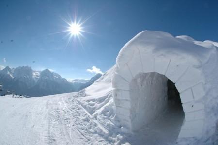 Hoteles de hielo un reto solo para valientes