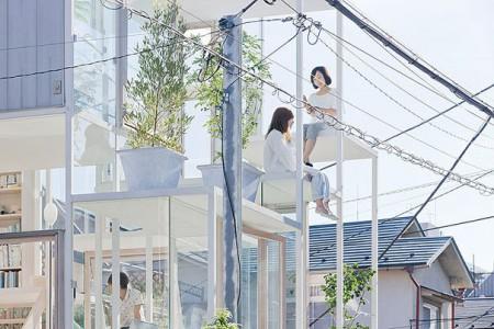 Te atreverías a vivir en una casa transparente (1)