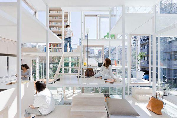 Te atreverías a vivir en una casa transparente (5)